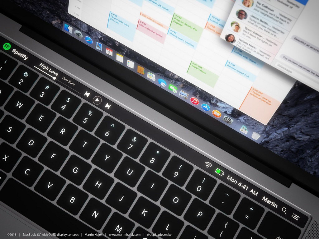 Making the Touch Bar finally useful :: By abandoning crappy