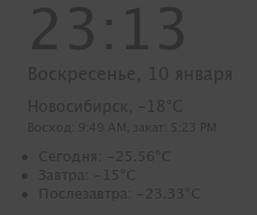 My Weather