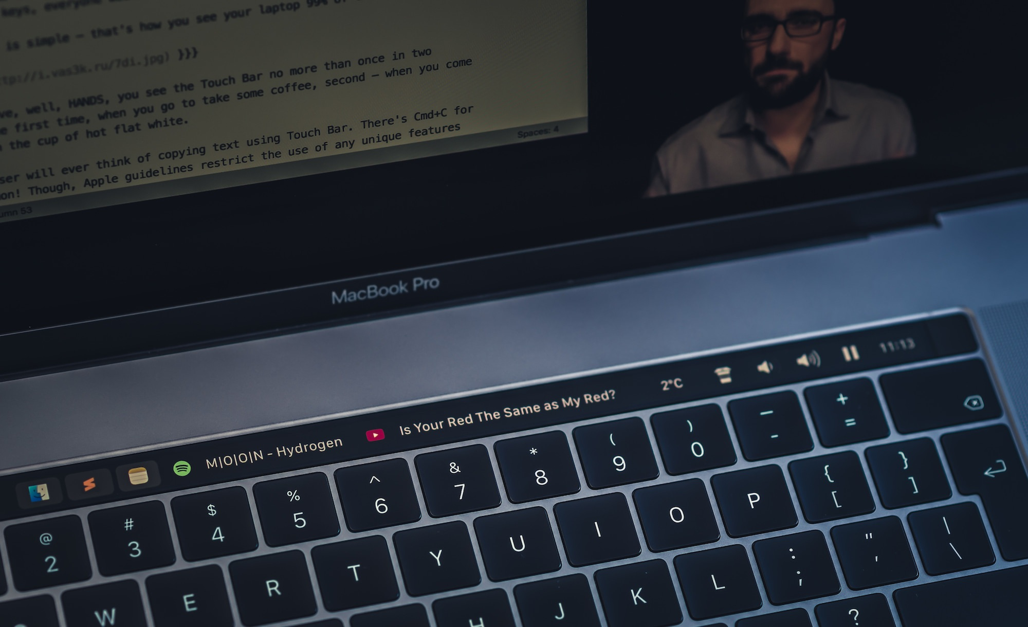 Making The Touch Bar Finally Useful By Abandoning Crappy Apple 4 Way Light Switch Wiring Diagram How To Install Youtube Of Windows Tell T If Url Starts With Https Youtubecom Watch Then Return Name As Text End Repeat