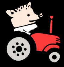 Иконка комнаты Трактор